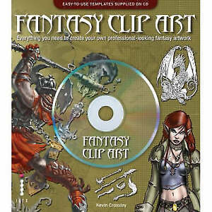 Everything You Need to Create Your Own Professional Looking Fantasy Artwork (CD