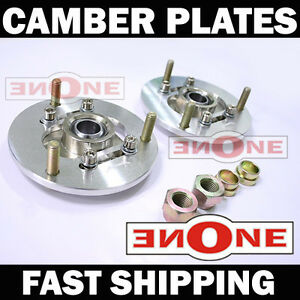 MK1 PillowBall Adjustable Camber Kit Plates Ford Focus Coilover Kits