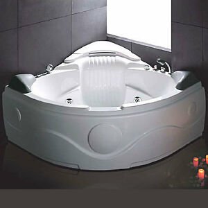 New AM505 - Whirlpool Bathtub for Two People