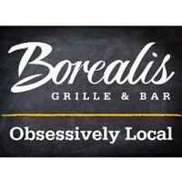 FT Server with a passion for LOCAL food & beverage