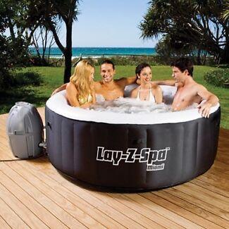 4 person Lay-z-spa Reedy Creek Gold Coast South Preview