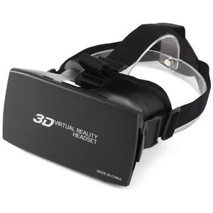 Brand New 3D Virtual Reality Glasses for Phones