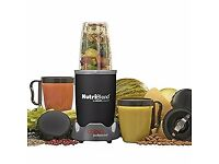 Nutriblend blender/juicer -Black, brand new not out of box, open to offers
