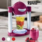 Smoothie Express Mixer Blender Rood