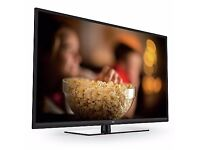 "40"" INCH BUSH LED FULL HD SLIM AND LIGHT TV WITH BUILT IN FREEVIEW**CAN BE DELIVERED*"