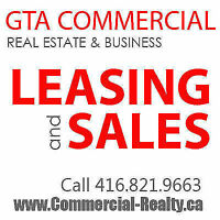 Commercial Retail Units, Office & Mall Locations For Lease &Sale