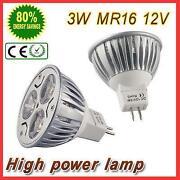 MR16 LED 12V