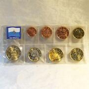 Kursmünzensatz San Marino