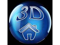 Professional Virtual Tour making for any business or property to Sale/Rent