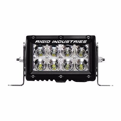FITS ALL MAKES AND MODELS RIGID 4 FLOOD E SERIES LED LIGHT BARS