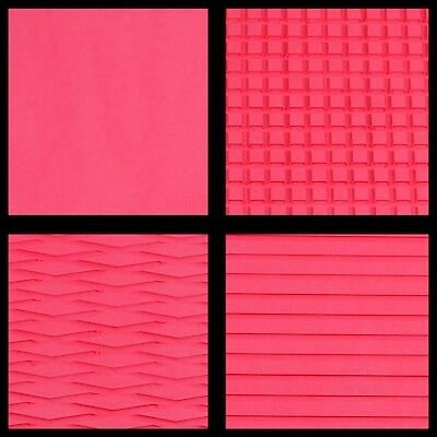 Hydro-Turf Sheet Material Cut Diamond Pink