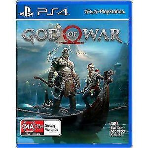 Looking to BUY used God of War for PS4