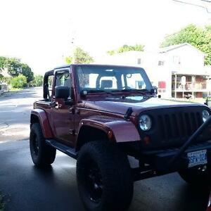 2009 Jeep Wrangler Rocky Mountain EditionConvertible
