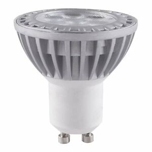 BAZZ 6-Watt (50 W Equivalent) 3000K GU10 Dimmable LED bulb