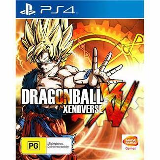 Wanted: Dragon ball Xenoverse PS4 Thomastown Whittlesea Area Preview