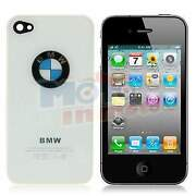MIM Distribution Cover BMW x IPhone 4 Bianco