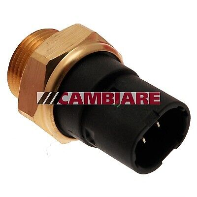 Radiator Fan Switch VE709034 Cambiare 7700782503 Genuine Top Quality Replacement