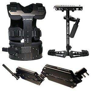 LIKE NEW: Steadicam Glidecam HD 4000 and X-10 Dual arm and Vest