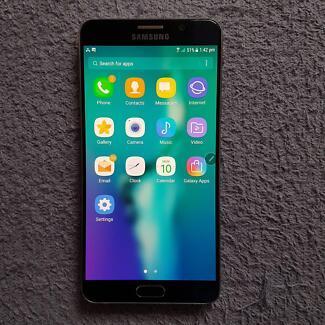 Samsung Galaxy Note 5 32G unlocked - crack rear glass, no S pen