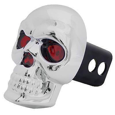Skull Trailer Hitch Cover Ebay