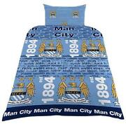 Manchester City Duvet