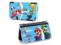 Mario Bros Hard Shell Case New Nintendo 3DS