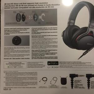 Brand new Sony MDR-1A stereo headphones Kitchener / Waterloo Kitchener Area image 3