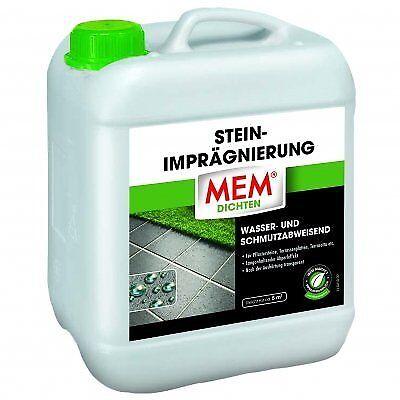MEM Stein Imprägnierung 5 Liter