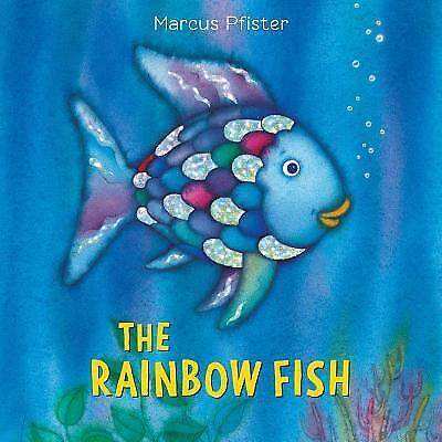The Rainbow Fish By Pfister  Marcus