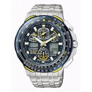 Citizen Eco-drive Blue Angels Titanium