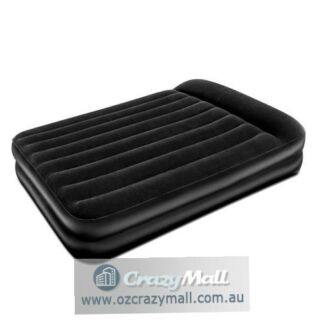 Air Inflatable Mattress Bed with Electric Pump Queen Size