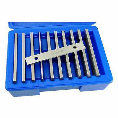 Thin Parallel Set 18 10 Pair 0.0002 Steel