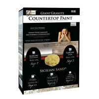 New Giani Granite Sicilian Sand Countertop Paint Kit de peinture