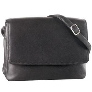 Men's  or Women's Derek Alexander all Leather Messenger Bag