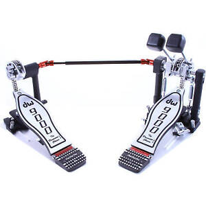DW.9000 Bass drum pedals double & single, Hihat & cymbal stands