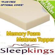 3ft Memory Foam Mattress Topper