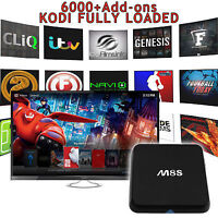 THE SMOOTHEST AND FAST M8S ANDROID BOX TODAY ALL HD FREE SHIPPIN