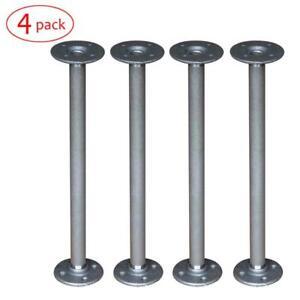 Industrial pipe KIT, pipe table legs, bench legs, shelf brackets, shelving