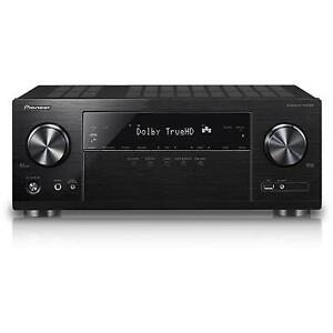 Pioneer VSX-831 5.2-Channel AV Receiver with Bluetooth and Wi-Fi
