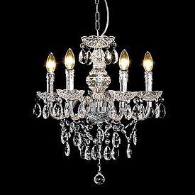 Henley 5 Lamp Chandelier Originally £120