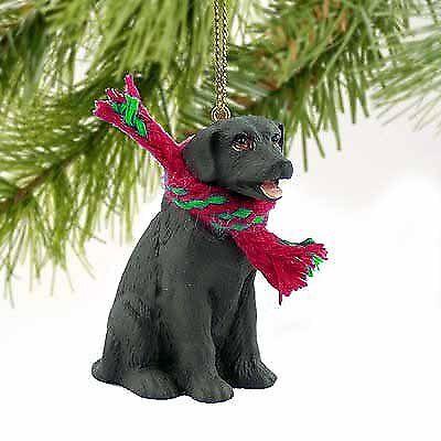 Conversation Concepts Labrador Retreiver Miniature Dog Ornament - Chocolate for sale  USA