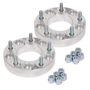 New Ford / Jeep wheel spacers