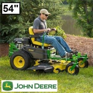 "NEW* JOHN DEERE 54"" ZERO TURN MOWER - 133687599 - Z525E 22HP HYDROSTATIC GAS GASOLINE POWERED MOWERS RIDING LANDSCAPI..."