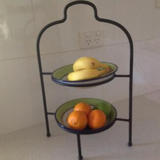Metal fruit stand ( brand new)