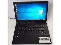 acer aspire es1 quad core laptop