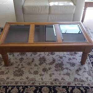 coffee table glass solid in sunshine coast region, qld   gumtree