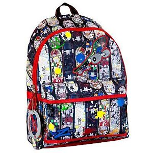 Skechers Skater Boy Backpack, New