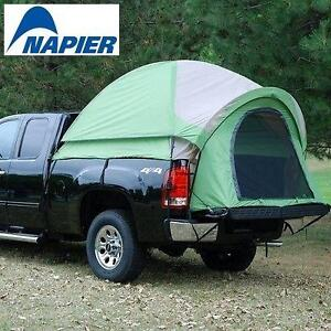 NEW NAPIER BACKROADZ TRUCK TENT FULL SIZE CREW CAB - Full size crew cab 5.5 ft. bed (13890): 1.7 m – 1.8 m 112242507