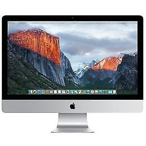 "APPLE iMAC 27"" intel i5 Quad 1TB 16gbram 4gbgaming graphics SALE"