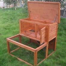 Double Storey Rabbit Hutch cage with Extension Run Oakleigh Monash Area Preview